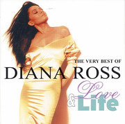 CD - Diana Ross - Love & Life - The Very Best Of Diana Ross