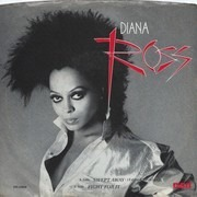 7inch Vinyl Single - Diana Ross - Swept Away