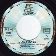 7inch Vinyl Single - Diana Ross - Tenderness