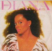 7inch Vinyl Single - Diana Ross - Why Do Fools Fall In Love