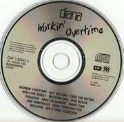 CD - Diana Ross - Workin' Overtime