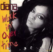 7inch Vinyl Single - Diana Ross - Workin' Overtime