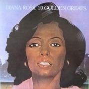 LP - Diana Ross - 20 Golden Greats