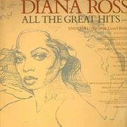 Double LP - Diana Ross - All The Great Hits