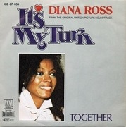 7'' - Diana Ross - It's My Turn