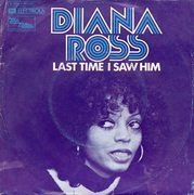 7'' - Diana Ross - Last Time I Saw Him