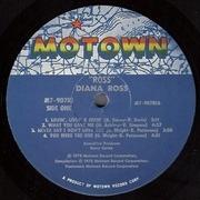 LP - Diana Ross - Ross