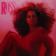 LP - Diana Ross - Ross - Embossed Cover