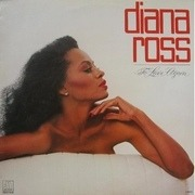 LP - Diana Ross - To Love Again