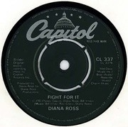 7'' - Diana Ross - Touch By Touch / Fight For It