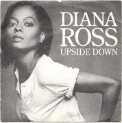 7'' - Diana Ross - Upside Down