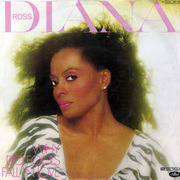 7'' - Diana Ross - Why Do Fools Fall In Love