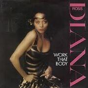 12'' - Diana Ross - Work That Body