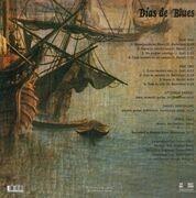 LP - Días De Blues - Dias De Blues