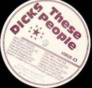 LP - Dicks - These People