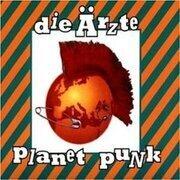 CD - Die Ärzte - Planet Punk - Digipack