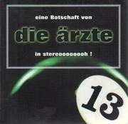 CD - Die Ärzte - Eine Botschaft Von Die Ärzte In Stereooooooooh !