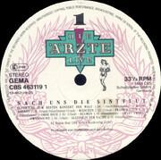 LP-Box - Die Ärzte - Live (Nach Uns Die Sintflut)