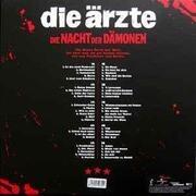 LP-Box - Die Ärzte - Die Nacht Der Dämonen - Live - 5 DISC BOX SET + BOOKLET + DOWNLOAD CARD
