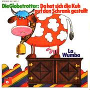 7inch Vinyl Single - Die Drei Globetrotter - Da Hat Sich Die Kuh Auf Den Schrank Gestellt