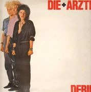 LP - Die Ärzte - Debil