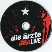 CD-Box - Die Ärzte - Die Nacht Der Dämonen - Live