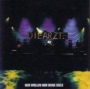 Double CD - Die Ärzte - Wir Wollen Nur Deine Seele - Incl. 3' CD