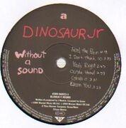 LP - Dinosaur Jr. - Without A Sound