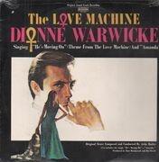 LP - Dionne Warwicke - The Love Machine - still sealed