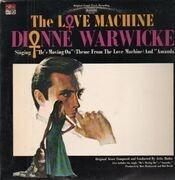 LP - Dionne Warwicke - The Love Machine