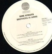 LP - Dire Straits - Brothers In Arms - 180 gram