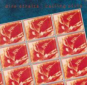 7'' - Dire Straits - Calling Elvis