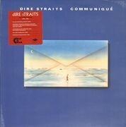 LP - Dire Straits - Communique - LP
