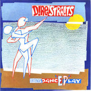 7'' - Dire Straits - Extended Dance Play