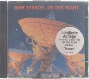CD - Dire Straits - On The Night - Limited Edition