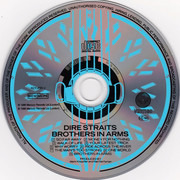 CD - Dire Straits - Brothers In Arms