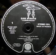 LP - Dire Straits - Communiqué - French Pressing