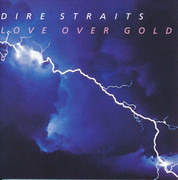 CD - Dire Straits - Love Over Gold