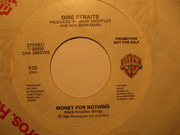 7inch Vinyl Single - Dire Straits - Money For Nothing