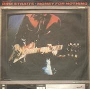 7inch Vinyl Single - Dire Straits - Money For Nothing - Generic Jacket