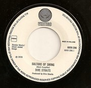 7'' - Dire Straits - Sultans Of Swing