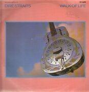 12inch Vinyl Single - Dire Straits - Walk Of Life