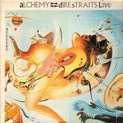 Double LP - Dire Straits - Alchemy: Dire Straits Live