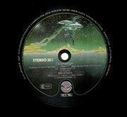 LP - Dire Straits - Communique