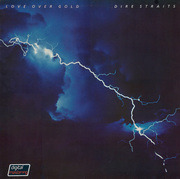 LP - Dire Straits - Love Over Gold - Digital Mastering