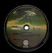 LP - Dire Straits - Making Movies - UFO Labels