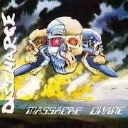 LP - Discharge - Massacre Divine
