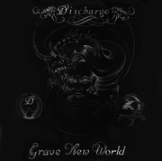 LP - Discharge - Grave New World - Gatefold Sleeve