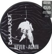 Picture LP - Discharge - Never Again - Picture Disc