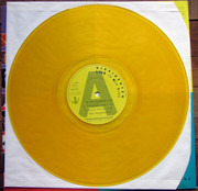 LP - Dissidenten - Live In New York - Yellow Translucent